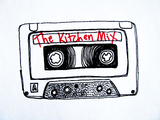 Kitchen Mix Tape