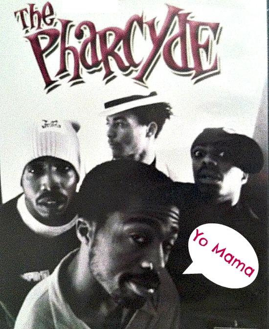 The Pharcyde – Yo Mama