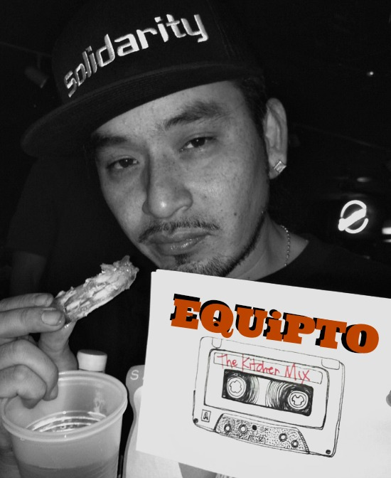 Equipto – Talking food with a Hip Hop Retiree
