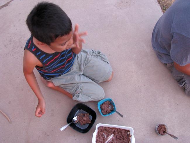 Elijah pudding