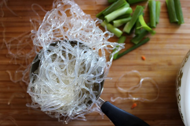 glass noodles