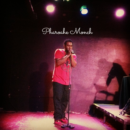 A Conversation with the Great Pharoahe Monch