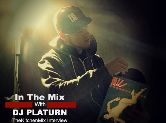DJ Platurn - So This Is De La Heaven (Part One)