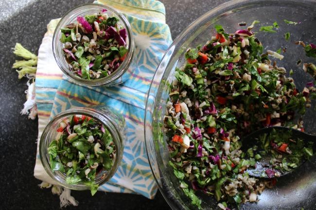 Emerald city salad 4