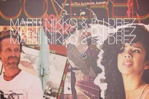 COVERED – Dj Drez and Marti Nikko