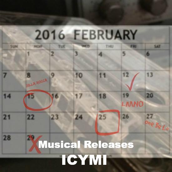 Feb ICYMI